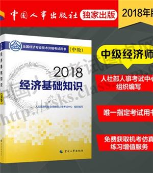 2019年经济基础知识(中级)